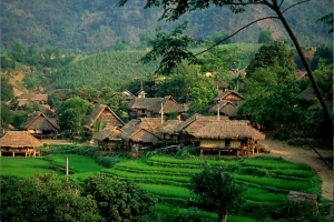 MAI CHAU'S ETHNIC MINORITIES DAILY TRIP