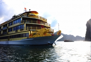 HALONG BAY- Golden Cruise-2 Days 1 Night