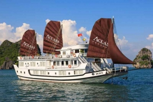 HA LONG BAY- Aclass Legend Cruise