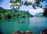 HANOI- BA BE LAKE ON MOTORBIKE-3Days-2Nights